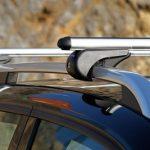Krovni nosači za auto kao dio dodatne opreme