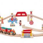 Drveni vlakovi i kompozicije