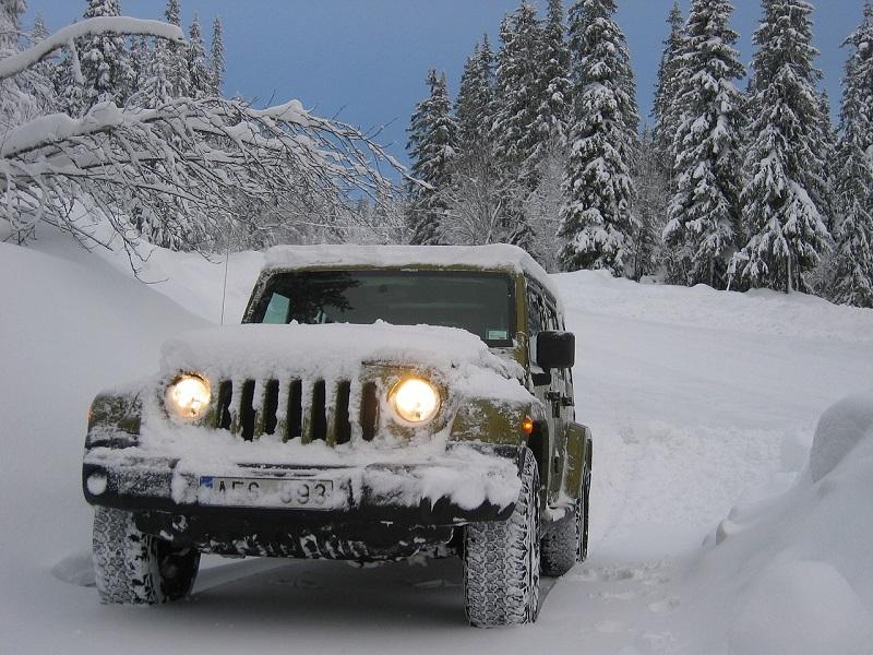 Zimske auto gume