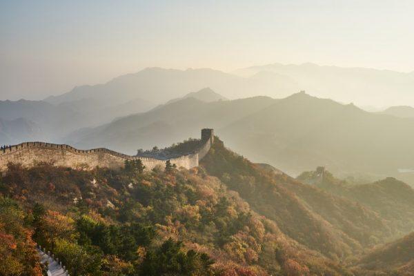 Kineski zid je jedna od najvećih znamenitosti na svijetu